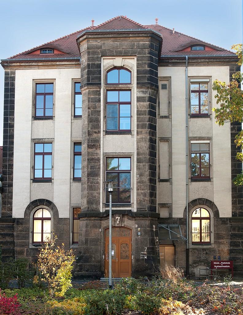 Uniklinik Dresden - 3i Fenster + Türen GmbH
